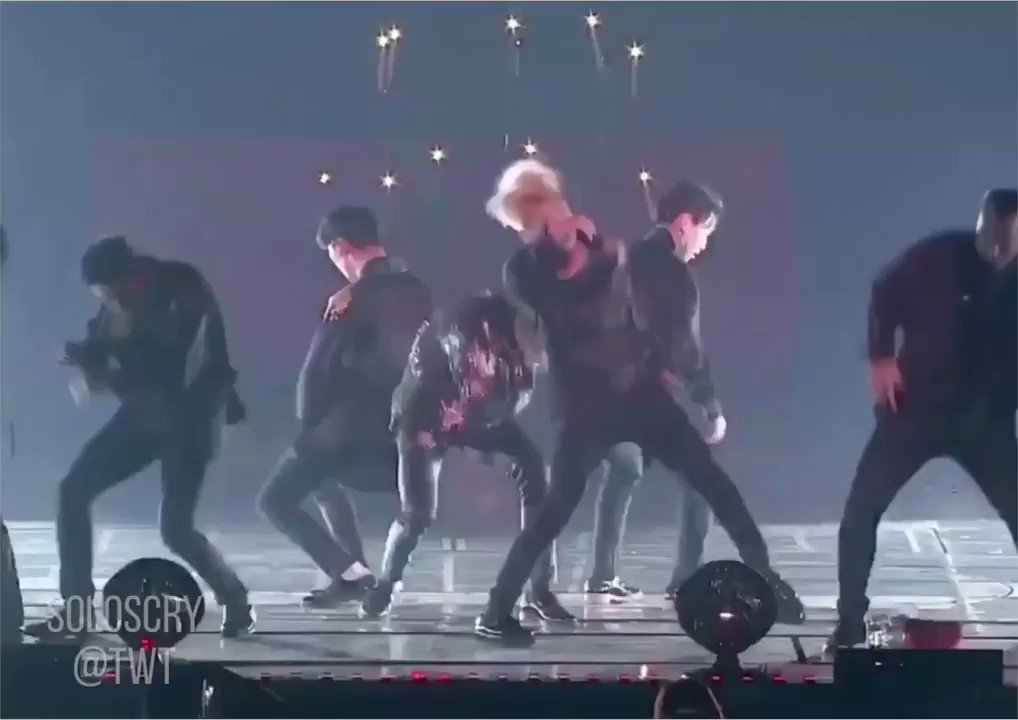 "#JIMIN killed his last performance of ""L..."