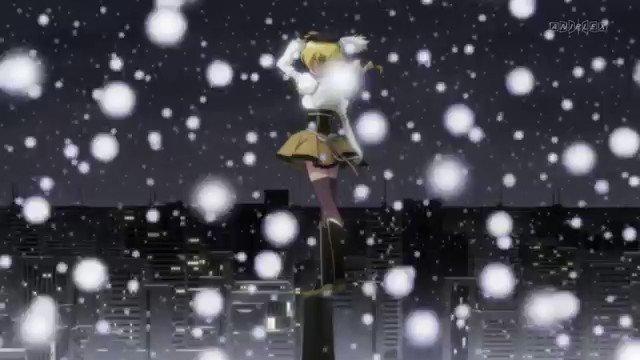 スマホゲーム「マギアレコード 魔法少女まどか☆マギカ外伝」キャラ別CM ホーリーマミ  #マギレコ  #マギアレコード  #madoka_magica