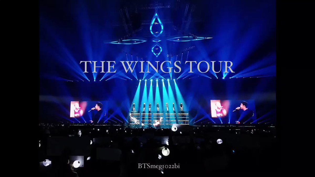 2017 BTS LIVE TRILOGY EPISODE Ⅲ THE WING...