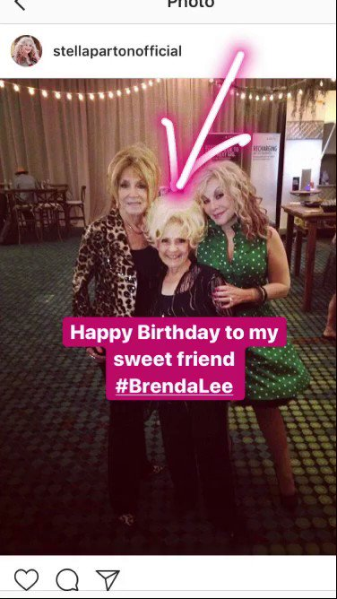 Wishing a very Happy Birthday to my sweet friend Brenda Lee!!!