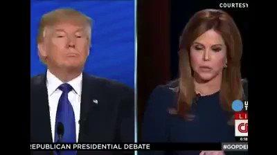 RT @KayaJones: Throwback: Trumps Best one liners at Fake News CNN debate https://t.co/MDK0YlVcrI