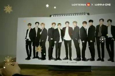 RT @daehwiglobal: [VID] Wanna One x Lotteria 2018 Calendar  #이대휘 #워너원 #LeeDaehwi #WannaOne   https://t.co/q7G5FBcdOj
