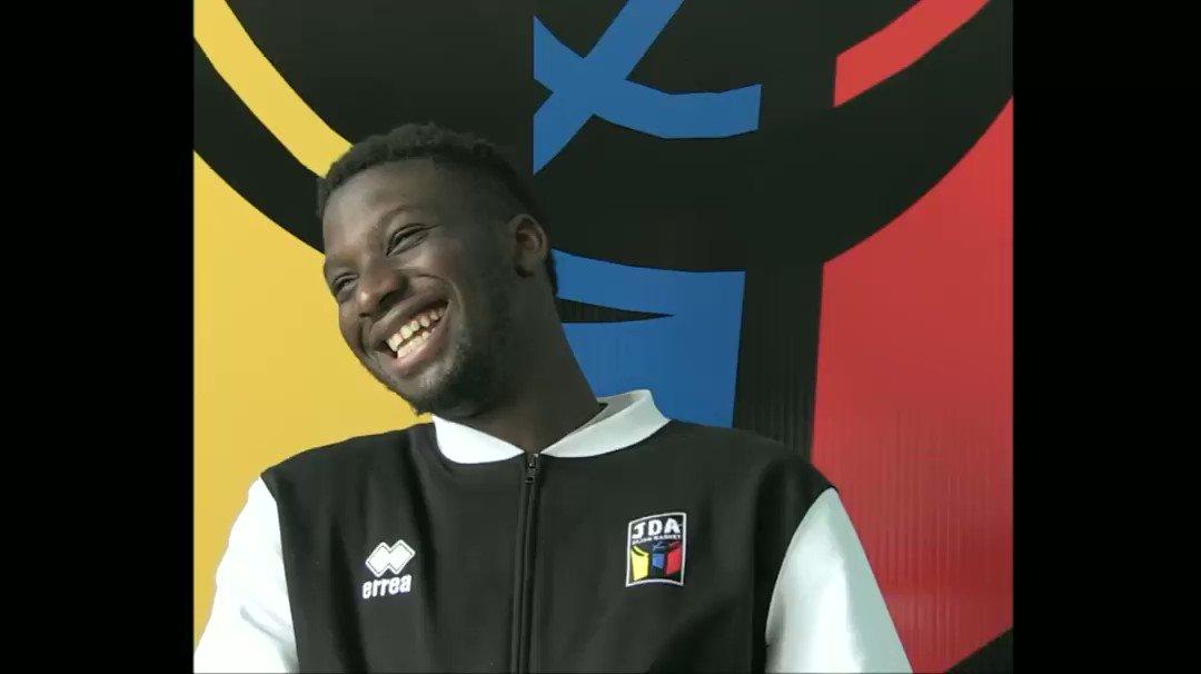 🎥 C'est au tour d'Abdoulaye Loum de faire son entrée en jeu dans le Money Time. #Dijon #ProA