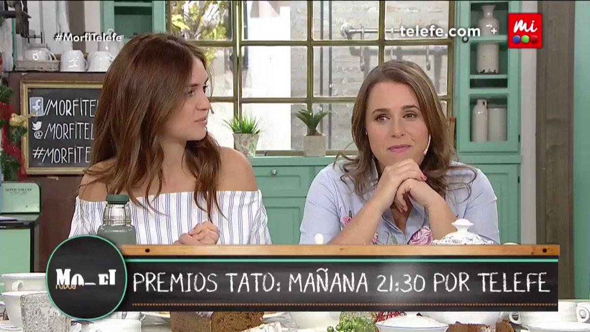 ¡Mañana se vienen los #PremiosTato2017!...