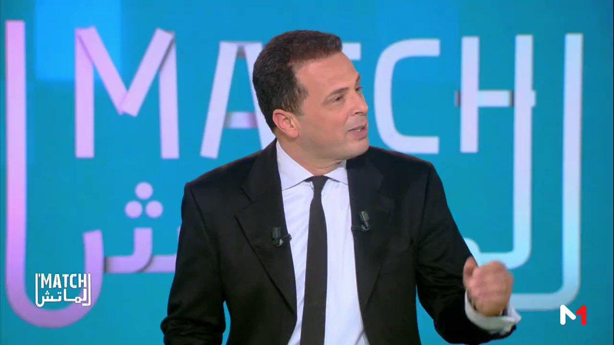 RT @Medi1TV: طريف 'الماتش' .. رسالة بنشيخة للحناوي وقرار بوزرارة في حقه https://t.co/3WzR33HT8W