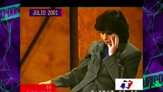 ARCHIVO | El día que Néstor Kirchner enfrentó a @PatoBullrich en 2001 en @todonoticias por bajar las jubilaciones. https://t.co/0ogrgAc2QM