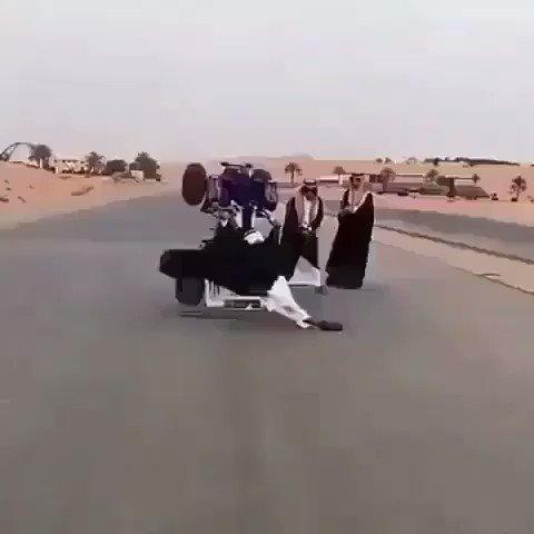 Meanwhile in Saudi Arabia 😂