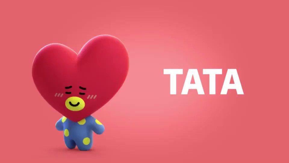Do you want TATA? #MeetBT21 #DEC16 https...