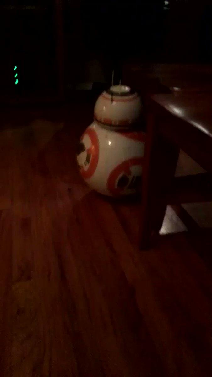 BB-8, my buddy!