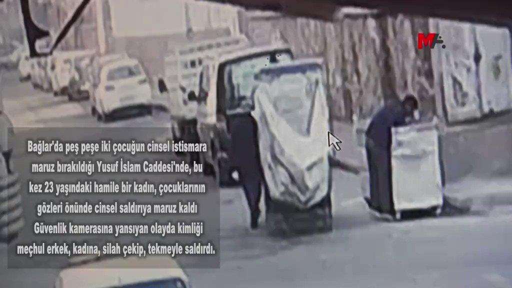 RT @MAturkce: Bağlar'da neler oluyor: Taciz etti, silah çekip saldırdı https://t.co/ZVjsWhU18c https://t.co/45YHpFc3q3