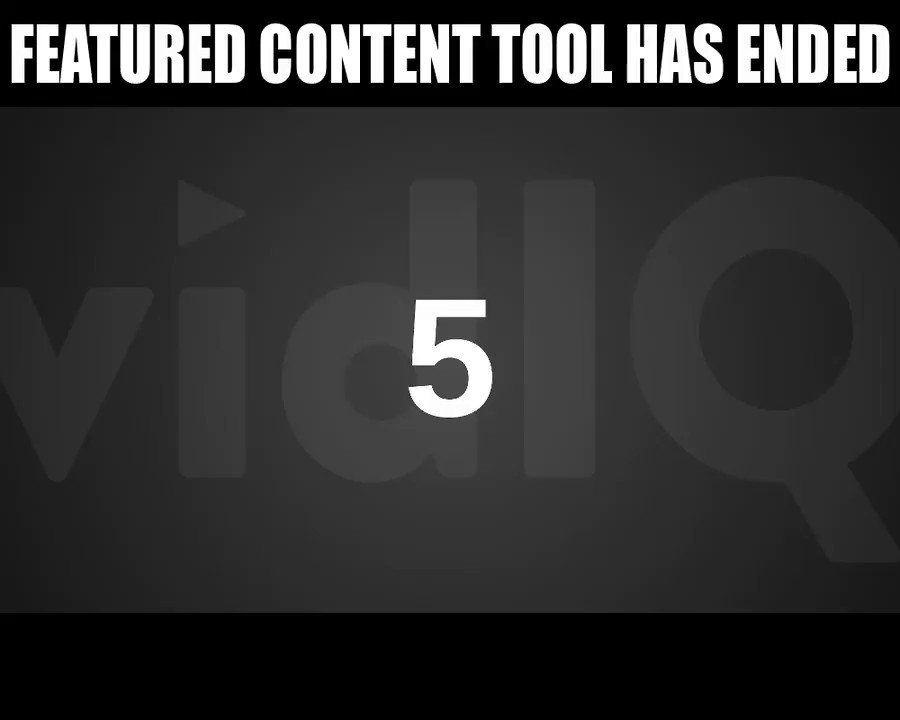 ICYMI: @YouTube's featured content tool has been discontinued as of today. Here's the full story: