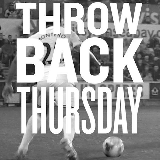 #TBT to our first ever victory over @Everton… 🙌 https://t.co/xal2KcZGip