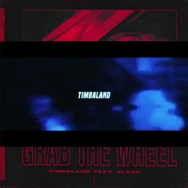 .@Timbaland ft. @6LACK - Grab The Wheel video directed by @carlonramong drops tomorrow! 🔥🔥