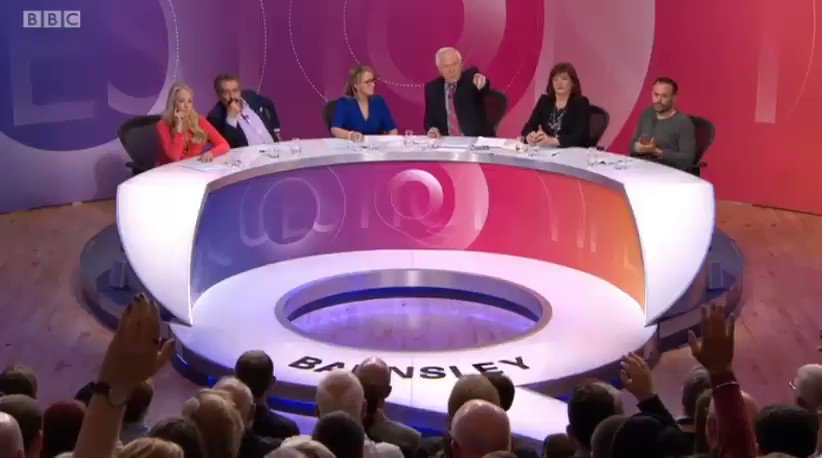 WATCH | This gentleman just won @BBCQuestionTime. #BBCQT https://t.co/86PeN27mBv
