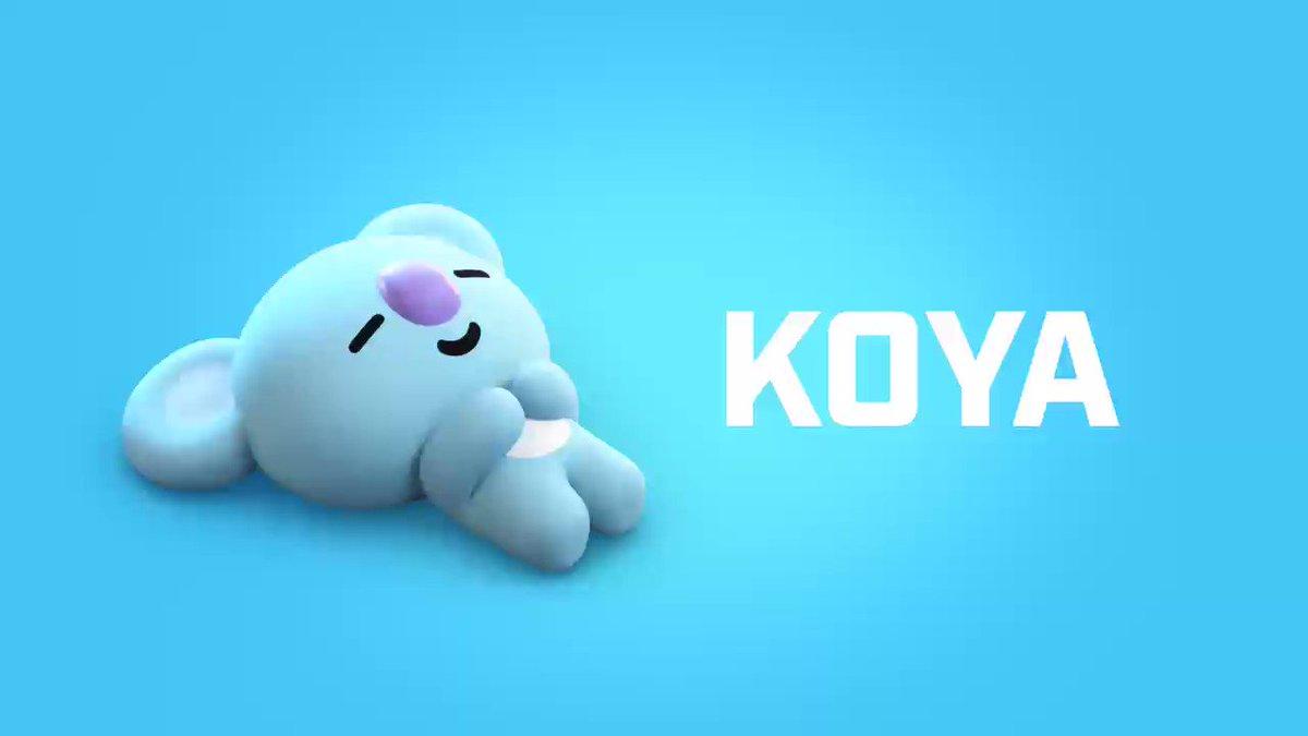 Do you want KOYA? #MeetBT21 #DEC16 https...