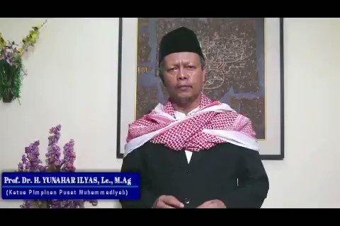 PP Muhammadiyah ajak seluruh ummat Islam...