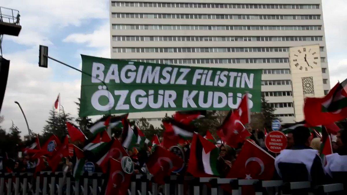 #AnadoluKudüsİçinAyakta  Ankara Anadolu...