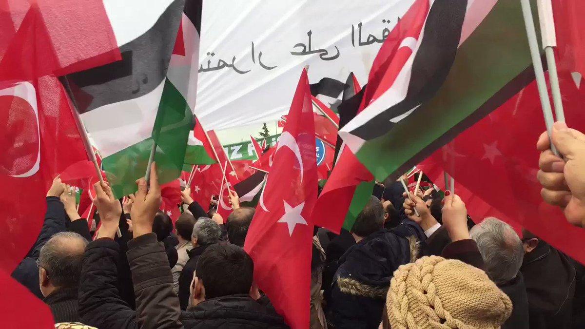 Kudüs İçin Kıyamdayız... #KuduseSahipCik https://t.co/gNvLtCrywl