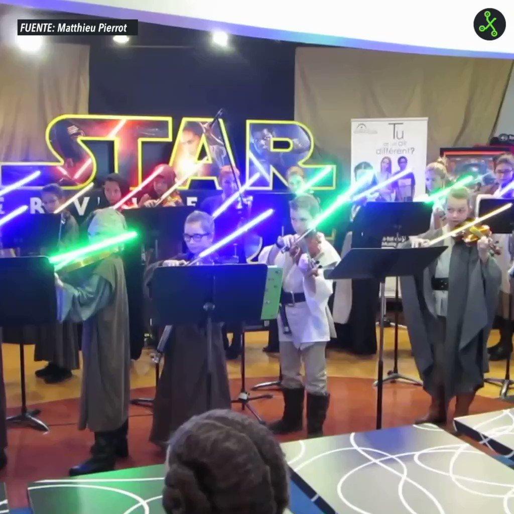 Una orquesta jedi nos trae la mejor m sica de una galaxia for En una galaxia muy muy lejana