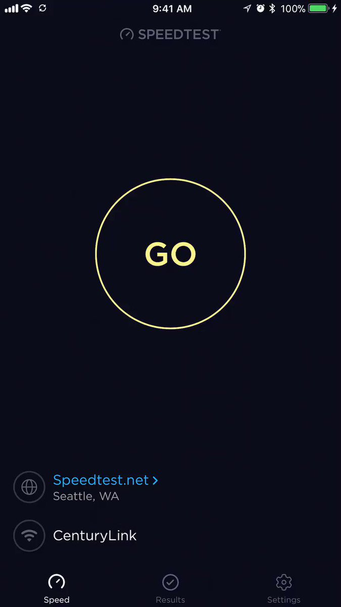 Speedtest by Ookla on Twitter: