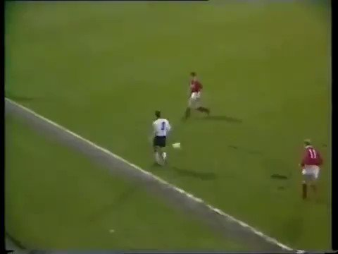Happy Birthday Mark Robins Scorer of \the goal that saved Fergie in 1990