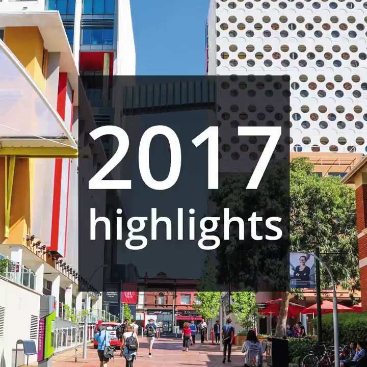 From research breakthroughs, to celebrating milestones, to student and graduate successes, 2017 has been a wonderful year at Swinburne.