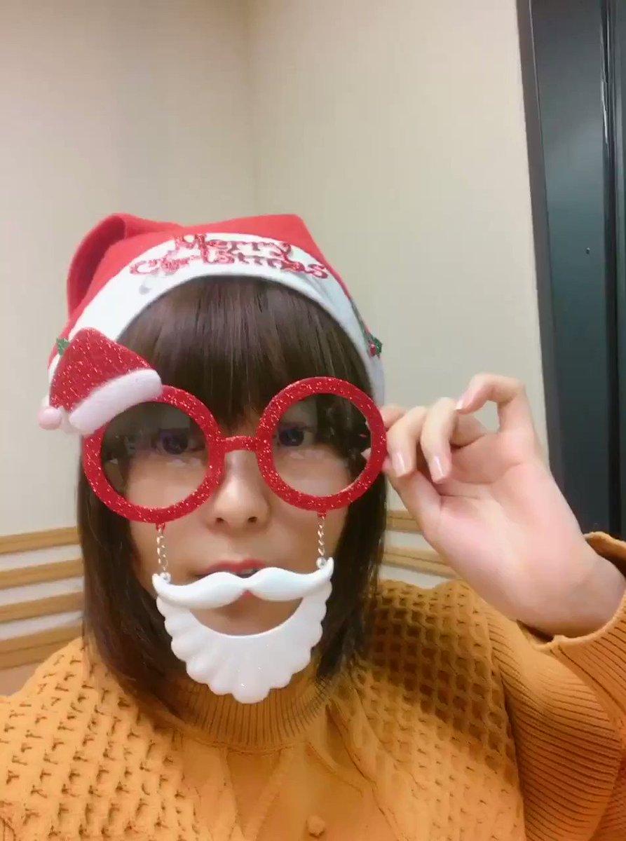 メリークリスマス!!!#これがハッシュタグってやつか! pic.twitter.com/g7ISfR5H75