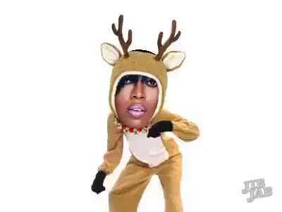 Ayyyyye Merry Christmas yall������ https://t.co/hoQtNHOCfq