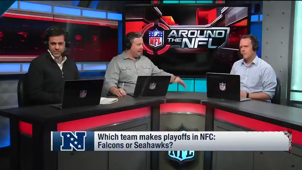 Falcons or Seahawks? @MarcSesslerNFL and @DanHanzus know all https://t.co/vcjzzyZKzZ