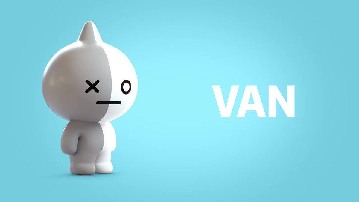 Do you want VAN? #BT21 https://t.co/lKH8...