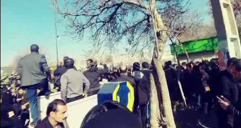 Nation-wide protests against Iranian reg...