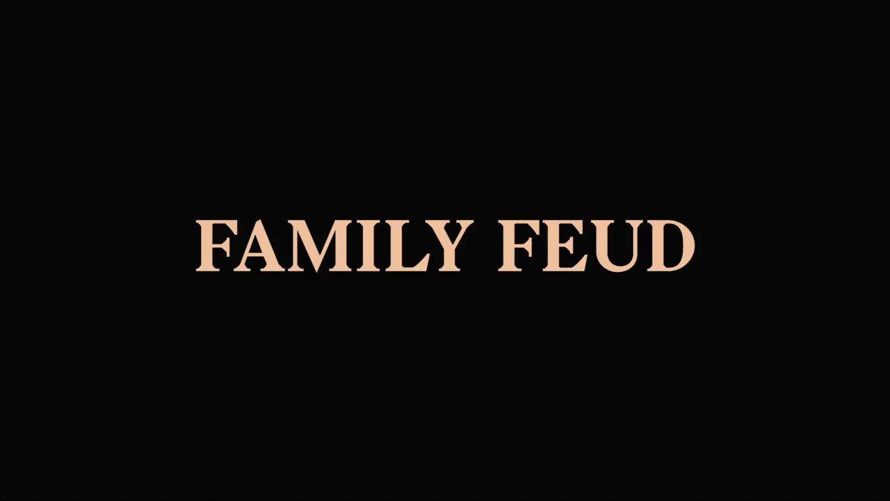 "RT @TIDAL: Watch @S_C_'s ""Family Feud"": https://t.co/We5OlPBrLl https://t.co/8SuekP8Crd"