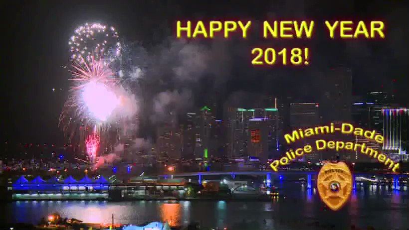 miami dade police on twitter happynewyear2018