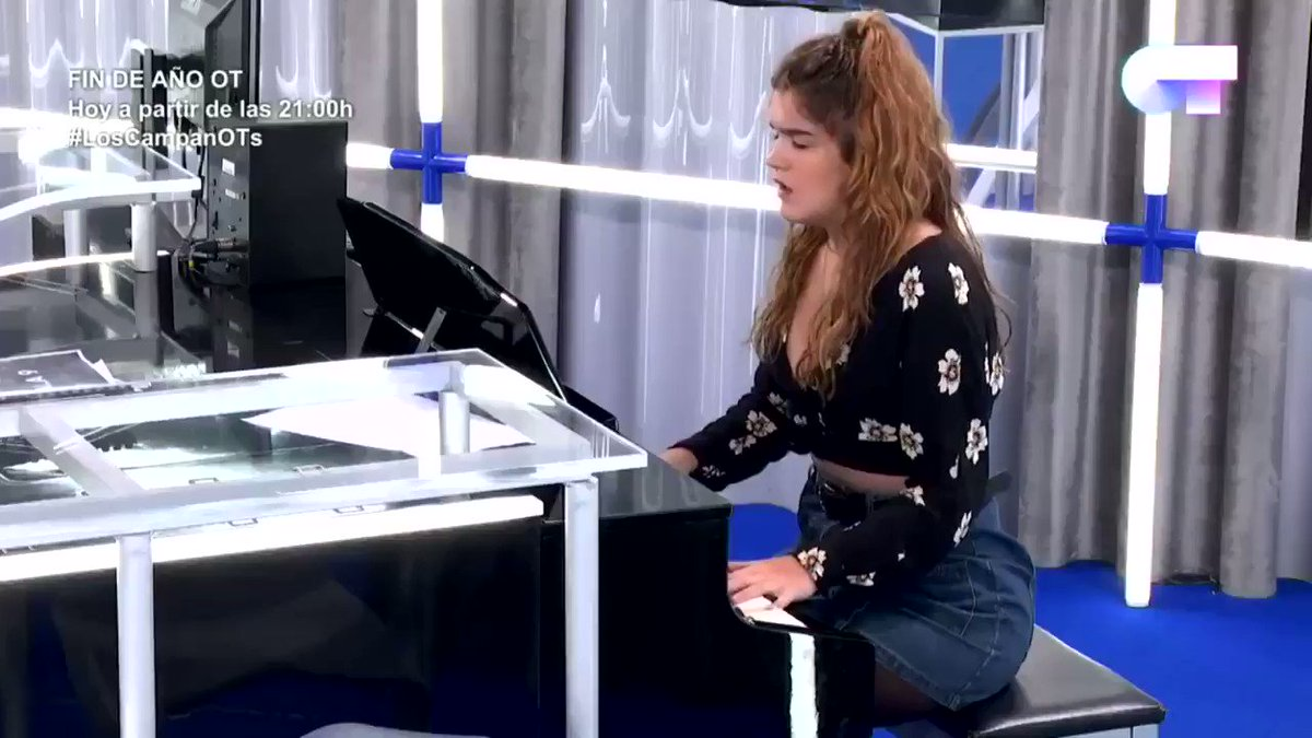 Alfonsina y el mar #OTDirecto2E https://...