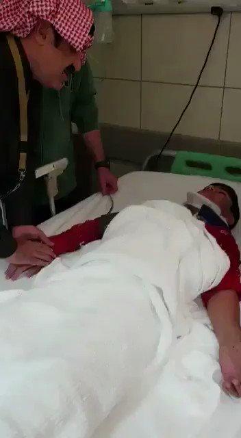 RT @Breakingkw: فيديو | إصابة طفل كويتي بعد سقوط الحاجز الزجاجي في ستاد جابر  #عمان_بطل_كاس_خليجي23 https://t.co/gIm9yyuqUO