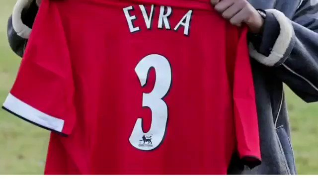Happy Birthday Patrice Evra!  Here he is talking about THAT jacket!