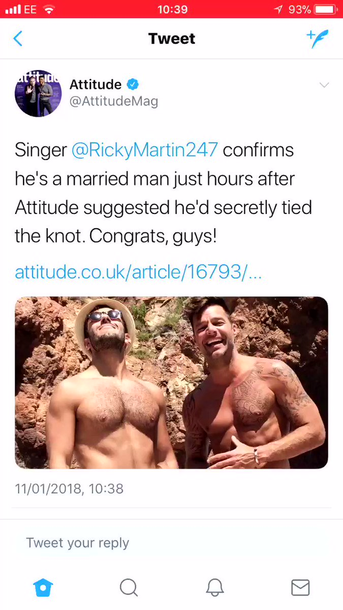 You tagged the bloke off the Apprentice guys