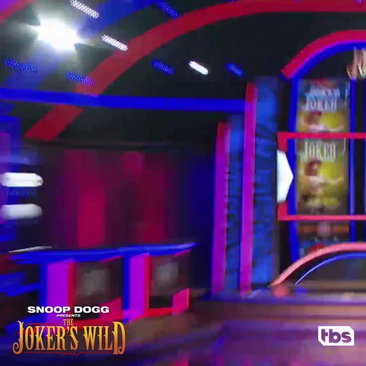 the host wit the most is comin back for season 2 👊🏿 stay tuned for more #JokersWild 🏆 @jeanniemai @JokersWildTBS https://t.co/llrIFLMQj1