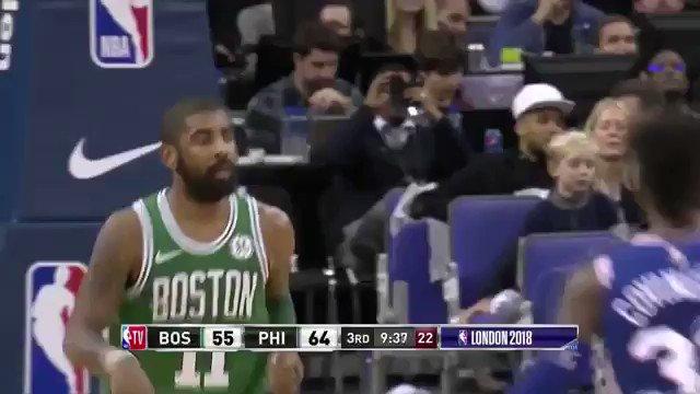 Celtics Fan Hub's photo on Kyrie Irving