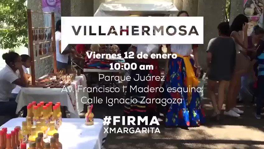Mañana voy a Villahermosa para seguir ju...