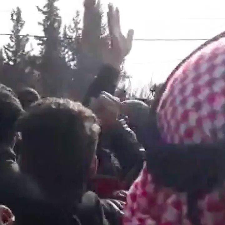 عشائر في #منبج تنتفض بوجه قوات سوريا الد...