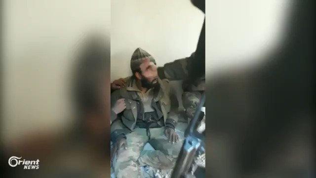 شاهد : ثوار الغوطة الشرقية يتمكنون من أس...