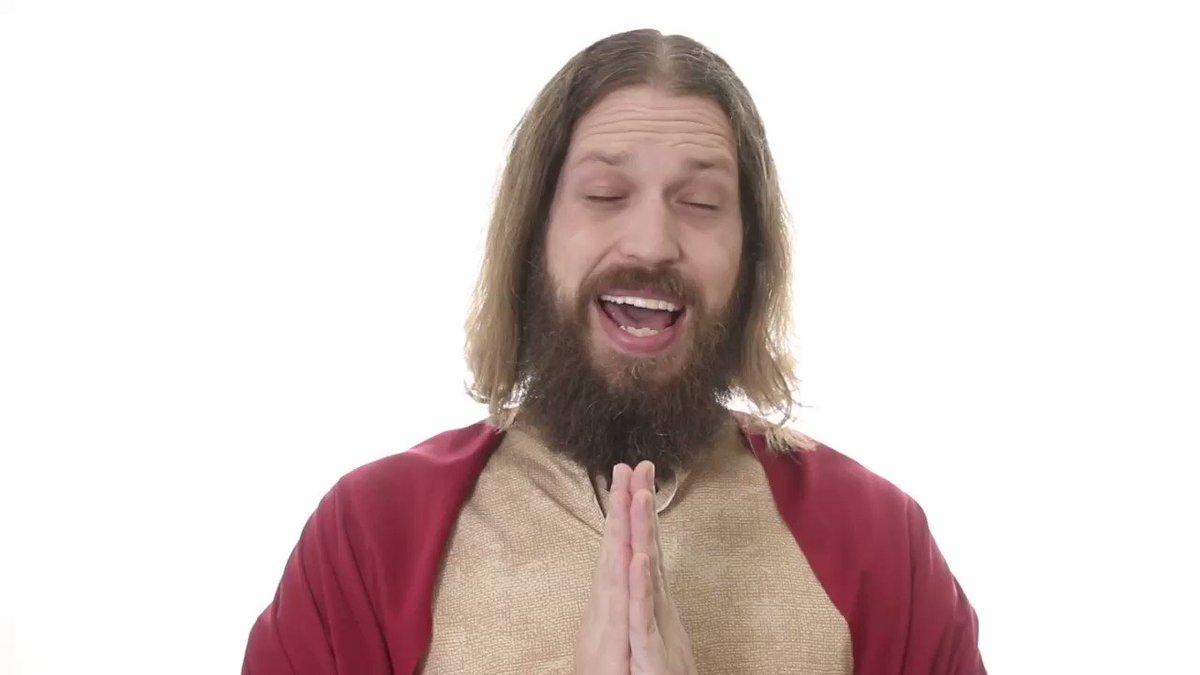 JESUS TOLD Y'ALL TO VOTE  #BTS #iHeartAw...