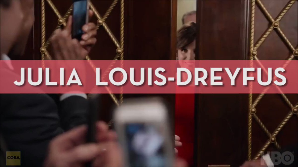 Hoy cumple años #JuliaLouisDreyfus https...