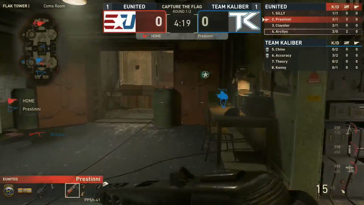 WHAT A FIRST FLAG CAP FROM PRESTINNI!  #...