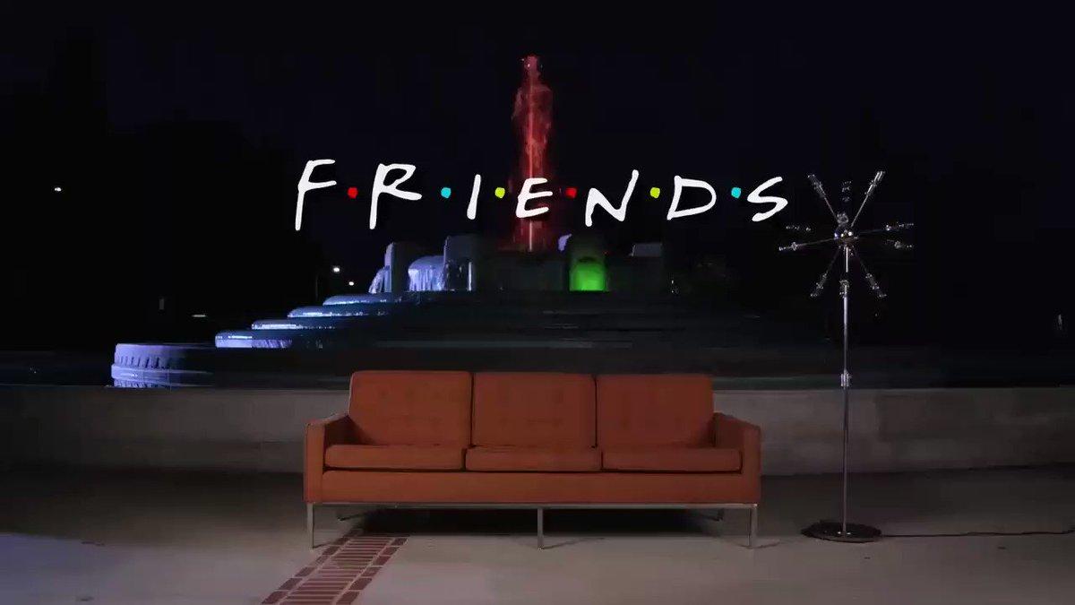 RT @TheChipi: No pueden perderse de Friends versión millenial. https://t.co/WVjBvBhltH