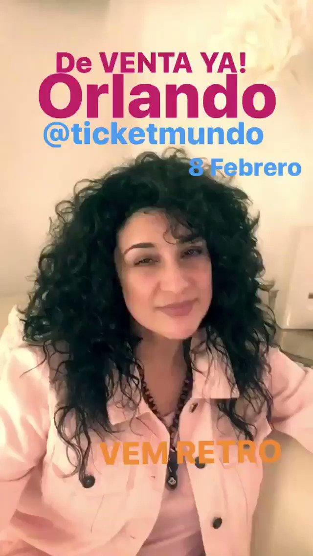 RT @Fans_karimx: Y nuestra @karinalavoz te explica cómo conseguir tus entradas para este 8 de Febrero en Orlando .. https://t.co/C2JYN5Mycw