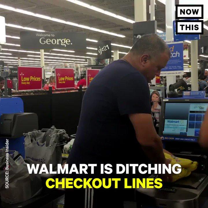 """Walmart On Twitter: """"Skip The Line, Skip The Hassle, Skip Checkout"""