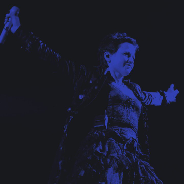 Adiós, Dolores O'Riordan. Tu voz acompañ...