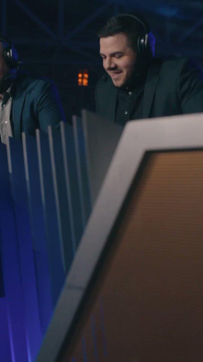 @CouRageJD Reaction: @TeamKaliber's Hard...